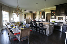 Model Homes | Mary Shipley Interiors
